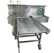Ventilated Embalming Station 1036-25