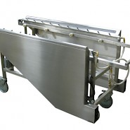 Ventilated Embalming Table