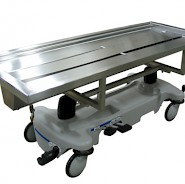 Elevated Dissection Table with Exhaust Chamber